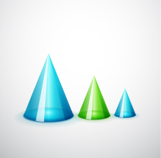 stock-illustration-20335832-vector-glossy-cones