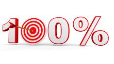 stock-illustration-66419707-hundred-percent-arrow-on-target