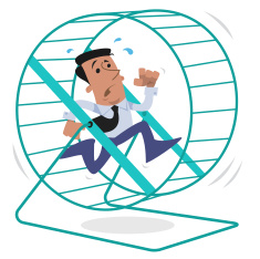 stock-illustration-72149811-corporate-character-running-on-a-hamster-wheel