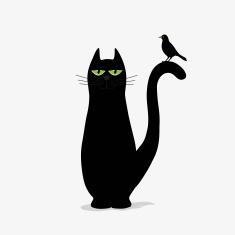 stock-illustration-82592805-cute-black-cat-and-bird
