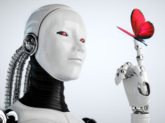 stock-photo-51876868-robot-android-women-and-butterfly