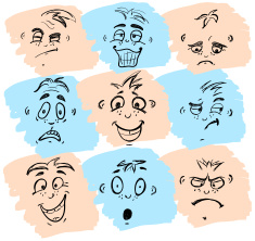 stock-illustration-72192129-set-of-hand-drawn-different-emotions