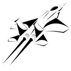 stock-illustration-8055121-f-15-eagle-line-art-v