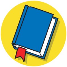 stock-illustration-857523-book-and-bookmark-icon