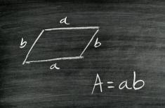 stock-photo-23484804-rhomboid-area-formula