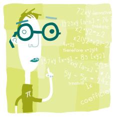 stock-illustration-1977194-eugine-explains-something-mathematical