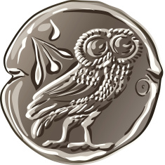 stock-illustration-46608992-vector-ancient-greek-money-silver-coin-drachma