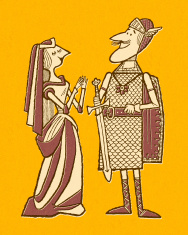 stock-illustration-18473141-knight-with-his-fair-lady