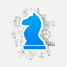 stock-illustration-84517077-drawing-business-formulas-chess